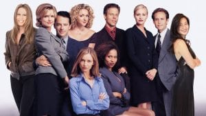 is being a lawyer like ally mcbeal