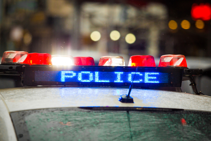 When Can You Sue the Police - image of emergency lights flashing